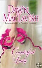 Counterfeit Lady by Dawn Mactavish (2009) New !