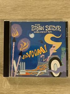 The Brian Setzer Orchestra   Vavoom !   CD   Très Bon État