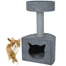 CatCentre® Scratching Post Activity House Cat Perch Scratcher Activity Bed Tree