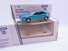 LOT 40673 | Schabak 1018 VW Corrado grün metallic  1:43 Modellauto NEU in OVP