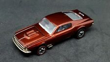 Hot Wheels Vintage Redline Custom Mustang