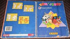 ALBUM FIGURINE CARTOONS HANNAeBARBERA VINTAGE 1990-TOM e and JERRY MEMO STICKERS