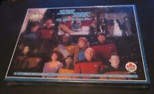 1993 STAR TREK PUZZLE STAR TREK THE NEXT GENERATION 300 PIECES POSTER PUZZLE MIB