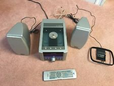 Vintage Teac Dvd Receiver System Dv-C200 & Speakers Dolby Player Remote Parts