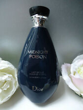 DIOR Midnight Poison 200ml Perfumed Satin Body Lotion Fabulous New No Box Mint