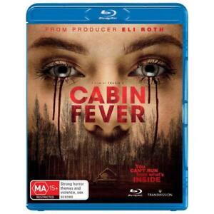Cabin Fever Blu-Ray **Region B**