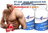 Multivitamin Mineral for Men Best High Potency Mens Vitamin Non-GMO Supplement 2