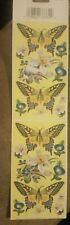 Francis Meyer Cynthia Hart Stickers (4 Sections) Monarch Butterfly Scrapbook