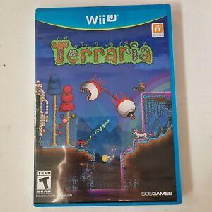 Terraria Wii U - Free Tracked Shipping