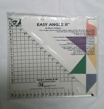 EASY ANGLE II, EZ Quilting, Sharon Hultgren, New