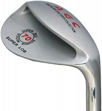 New LEZAX AGC big bounce wedge 70 degrees plated finish steel shaft AGWG-1103-70