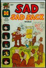 Harvey Comics SAD SAD SACK World #32 VG 4.0