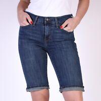 Levi's Bermuda Blau Damen Shorts DE 34 / US W27