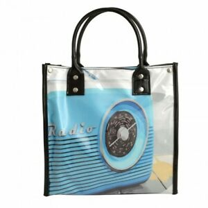LUNCH TOTE BAGS Shoulder Carry Trip Travel Work Picnic Handle Insulated Handbag