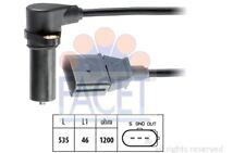 FACET Generador de impulsos, cigüeñal SEAT CORDOBA LEON IBIZA AUDI A3 9.0391