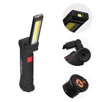 90000LM USB Rechargeable COB LED Work Light Lamp Flashlight Magnetic Bright Lamp