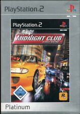 CLUB Minuit Street Racing [Platine] Playstation 2 utilisé