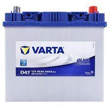 VARTA BLUE DYNAMIC 60-AH 12V AUTOBATTERIE STARTERBATTERIE BATTERIE 31561170