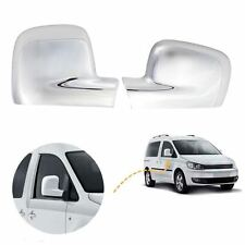 VW Transporter T5 wing mirror cover cap chrome / Left&Right BA09LR