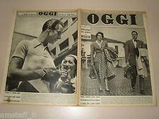 OGGI=1950/24=HUGO KOBLET GIRO D'ITALIA=BIENTINA=ENZO STAIOLA=MARY EMLEN LOWELL=