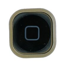 REPLACEMENT HOME BUTTON WITH RUBBER GASKET FOR IPOD TOUCH 5 5th GENERATION BLACK
