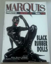 Marquis Photo Special Magazine No 10  Marquis Publications Rubber Latex Fashion