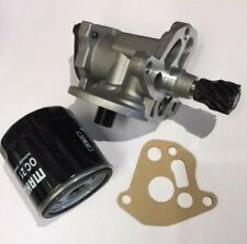FORD CORTINA MK1 1200 1500 1962 - 1966 NEW OIL PUMP WITH SPIN ON OIL FILTER