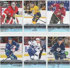 2014/15 Authentic UD Young Guns Rookie Cards  U-Pick + FREE COMBINED SHIPPING!