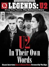 Q Legends:U2 Magazine From The Vaults The Definitive Story Collector Series M170