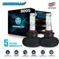 9005 9145 H10 CSP LED Headlight Bulb Conversion Kit High Low Beam 2100W 315000LM