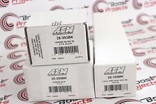 AEM Adj Pressure Regulator + High Volume Fuel Rail  + Filter 97-01 Prelude H22A4