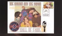 MAMAS & THE PAPAS ROCK HALL OF FAME INDUCTEE COVER