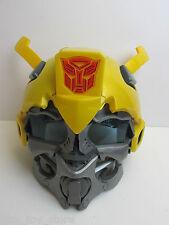 Transformers BUMBLEBEE Inc Orecchie voce CHANGER casco Fancy Dress Up Costume 338