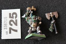 Games Workshop WARHAMMER Fantasy Grimgor Ironhide Orchi Signore della Guerra in metallo verniciato
