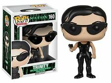 La matrice trinity POP (160) vinyl figure