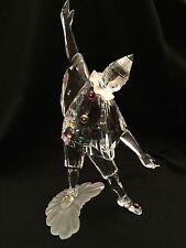 Swarovski Silver Crystal Pierrot. 1999 Scs Annual Piece