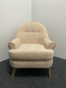 Laura Ashley Pink Fabric Accent Chair £699 - New *