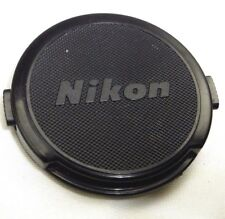 52mm Lens Front Cap: Nikon Black OEM Genuine