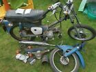 Honda C50 6v Barn Find Spares Or Repair With V5