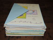 New 40 Get Well Soon Cards American Greetings Others With Envelopes Duplicates