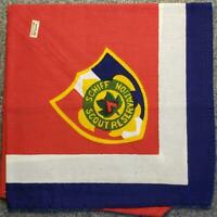 1970's Schiff Scout Reservation Neckerchief - MINT - Boy Scouts of America/BSA