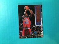 CALBERT CHEANEY 1993-94 FLEER ULTRA ALL ROOKIE INSERT CARD #3 BULLETS