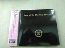 EARTH AND FIRE MARCHING CHILDREN JAPAN CD MINI - LP / RENAISSANCE GENESIS PROG