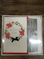 Hallmark Signature Boxed Christmas Cards, 12 Cards and Envelopes [L112]