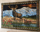 Vintage Italian Tapestry Rug 72x49 Great Condition