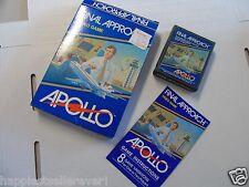 Atari 2600 Final Approach Complete Box ATARI 2600 Video Game System #34E