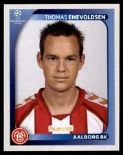 Panini Champions League 2008-2009 - Aalborg BK Thomas Enevoldsen No.36