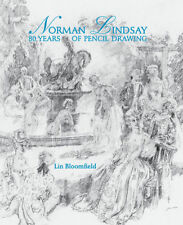 Norman Lindsay: 80 Years of Pencil Drawing, art, art history, Australian, nudes