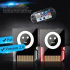 1/2pcs Card Converter Push To Eject Micro SD Adapter for PS Vita Henkaku 3.60
