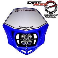 Squadron Pro, M/C LED Race Light- Blue by Baja Design